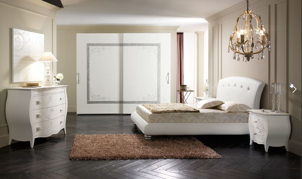 Camera da letto prestige abitare arredamenti - Camera da letto spar prestige dimensioni ...