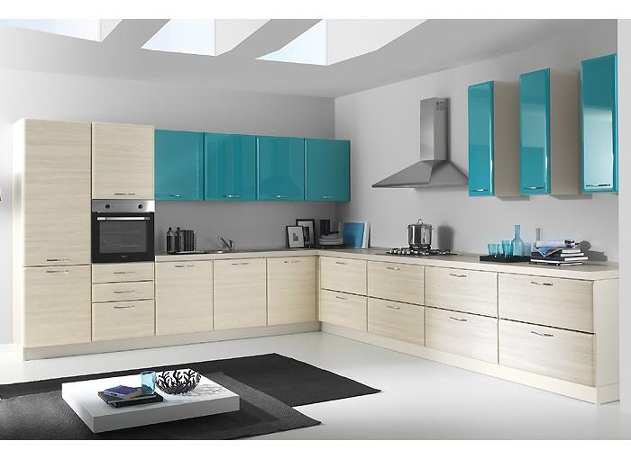 Ambra cucina lineare abitare arredamenti for Abitare arredamenti camerette