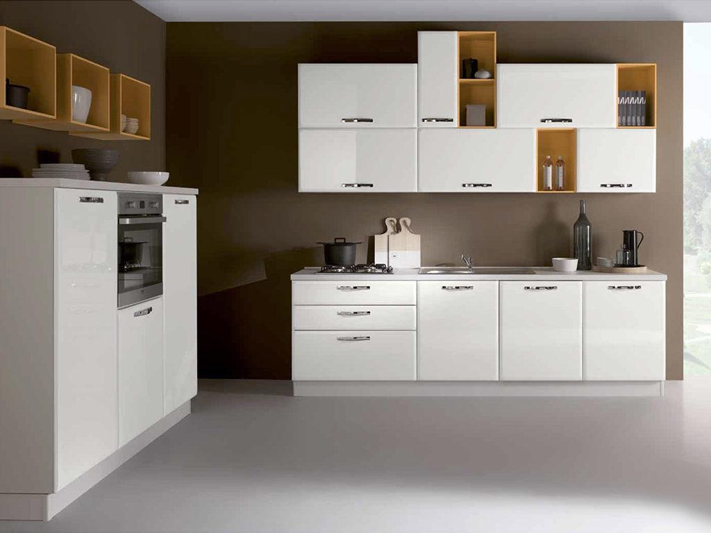 Cucina modello ambra abitare arredamenti for Abitare arredamenti camerette