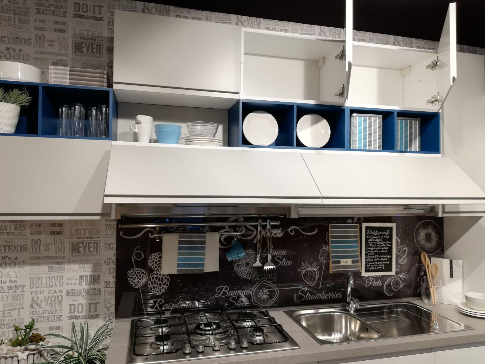 Cucina luna abitare arredamenti giugliano for Abitare arredamenti giugliano